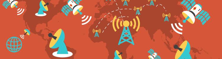 The Mobile Satellite World