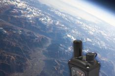 GSatMicro provides tracking in near space altitudes