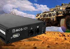MCG-101: Intelligent Satellite Terminal